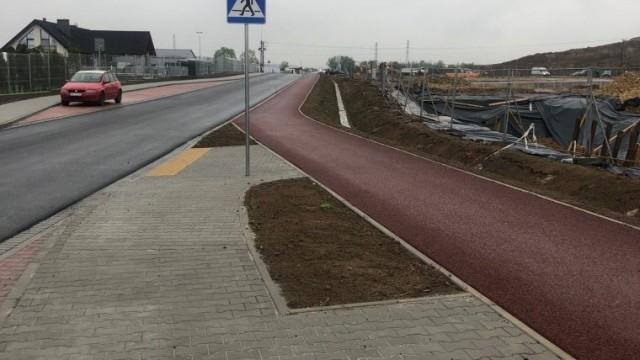 Rozbudowa ul. Granicznej w Zatorze