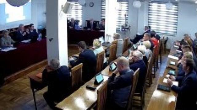 Rozpoczęła się V sesja Rady Miejskiej w Kętach. Temat: nocna i świąteczna opieka zdrowotna. Zobacz relację na żywo!