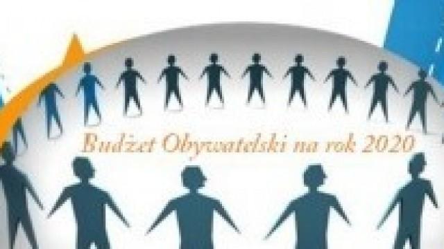 Rozpoczęło się przyjmowanie wniosków do Budżetu Obywatelskiego na rok 2020