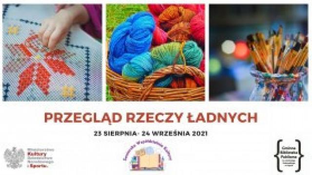 Rusza Przegląd Rzeczy Ładnych - zachęcamy do udziału!