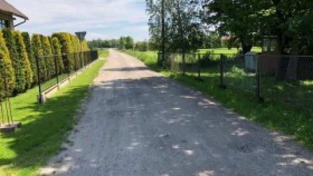 Ruszył remont dróg asfaltowych w gminie Kęty