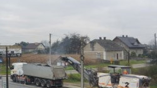 Ruszył remont drogi wojewódzkiej w Podolszu