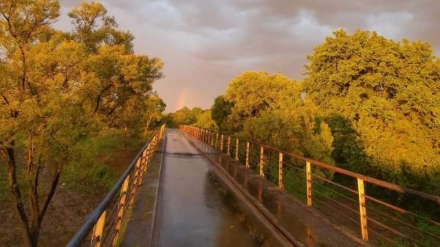 Ruszył remont mostu na Skawie w Podolszu. Zamknięta przeprawa