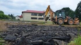 Ruszyła budowa sali gimnastycznej na Podlesiu