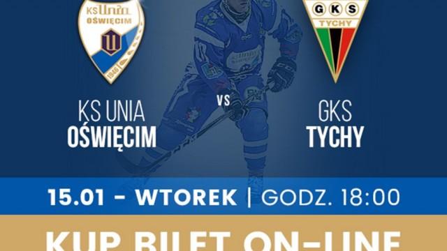 Ruszyła sprzedaż biletów na mecz Unia Oświęcim – GKS Tychy