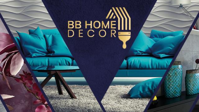 Salon BB Home Decor – tynki dekoracyjnej i farby do każdego wnętrza