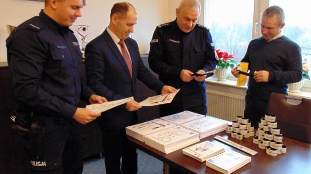 Samorządowe wsparcie dla policji