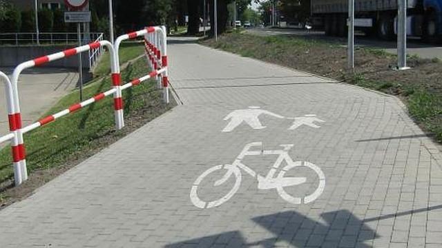 Ścieżka rowerowa przy DW 933 oddana do użytku - InfoBrzeszcze.pl