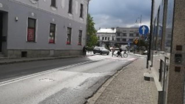 Seniorka potrącona na przejściu dla pieszych