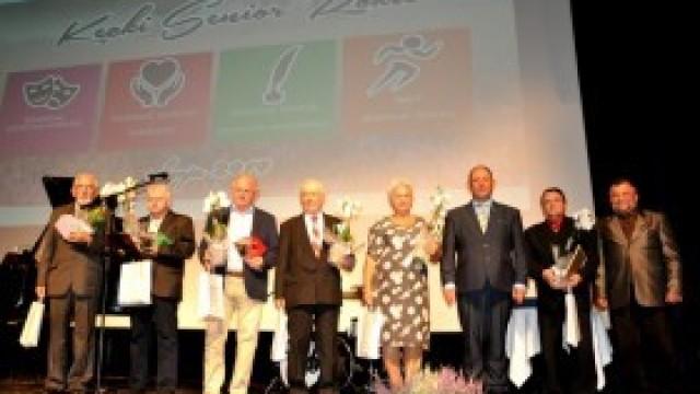 Seniorzy Roku w Gminie Kęty nagrodzeni!