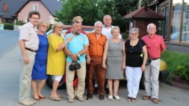 Seniorzy z Krynicy, Zawoi i Jordanowa z wizytą w Kętach
