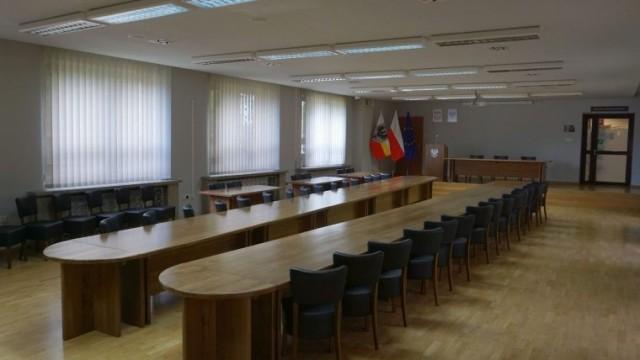 Sesja absolutoryjna, głosowanie nad wotum zaufania dla Zarządu Powiatu