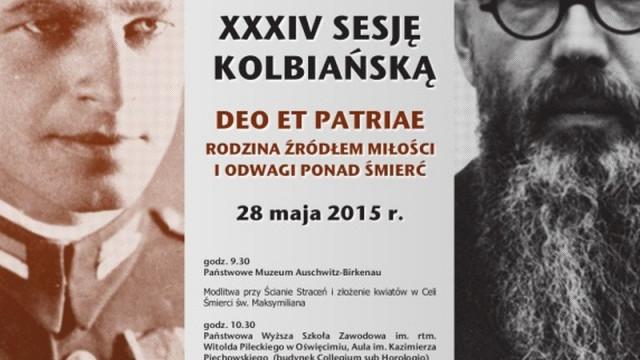 Sesja Kolbiańska z udziałem syna rtm. Pileckiego