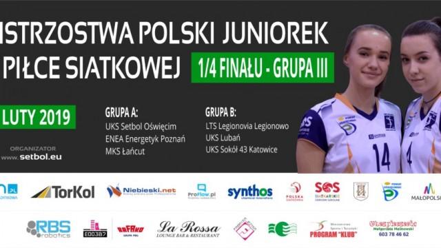 SIATKÓWKA. Setbolówki na trzecim miejscu w ćwierćfinale mistrzostw Polski