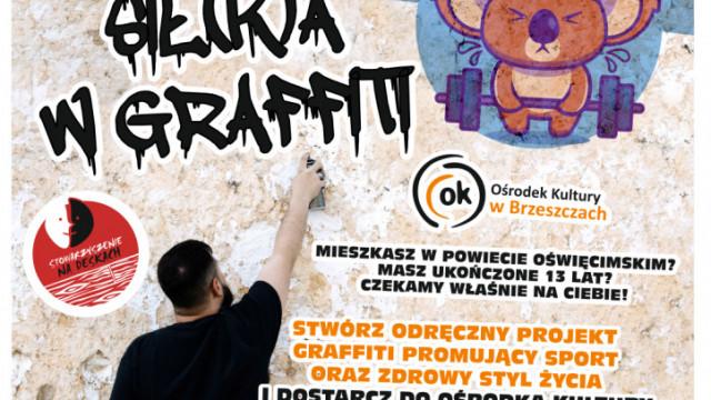 SIŁ(k)A W GRAFFITI -konkurs - InfoBrzeszcze.pl