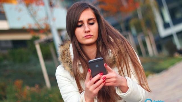 Skradziony smartfon i wściekły sprzedawca