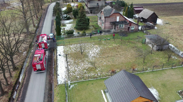 Śledczy ustalają okoliczności śmierci 61 – letniego mieszkańca Brzeszcz, który wpadł do studni