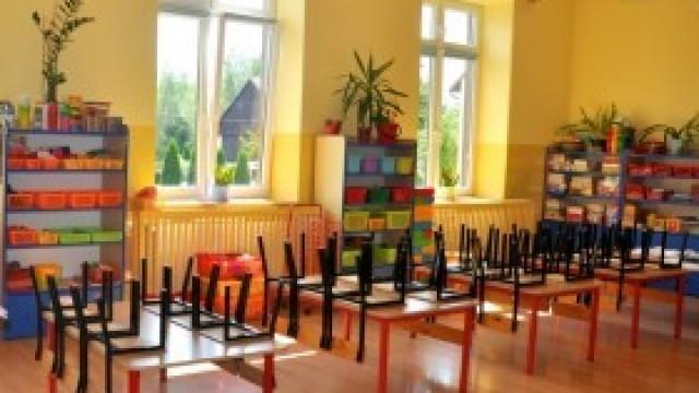 Słoneczne sale w przedszkolu w Bielanach już czekają na najmłodszych