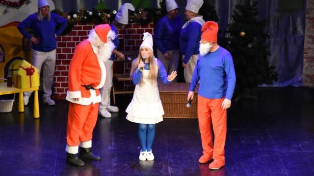 Smerfy – świąteczna opowieść – FILM, FOTO