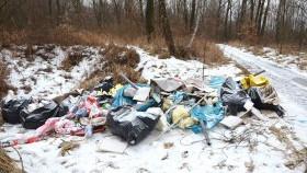 Śmieci miały zniknąć, a uprzątnięto tylko jedną stertę. O co tu chodzi?