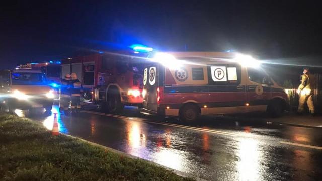 Śmiertelne potrącenie na ulicy Turystycznej w Brzeszczach - InfoBrzeszcze.pl