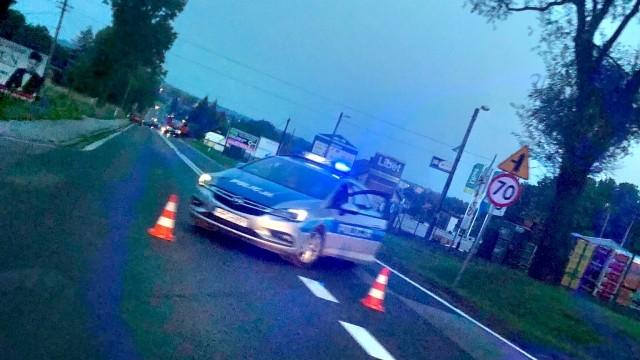 Śmiertelny wypadek w Kętach nie żyje mieszkaniec gminy Kęty