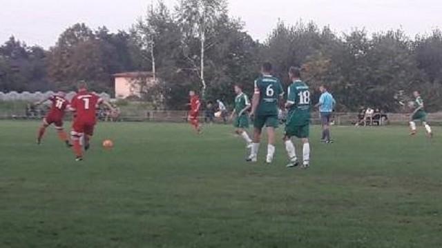 Spokojne zwycięstwo LKS Gorzów w Grojcu