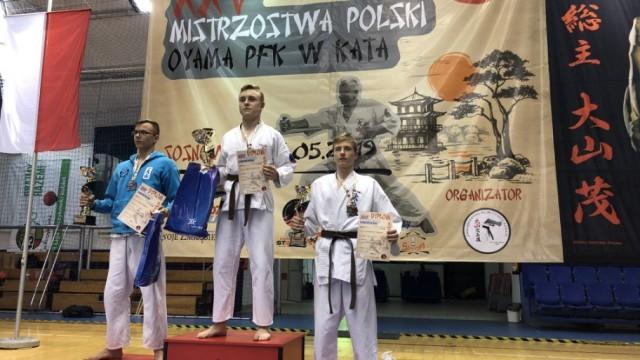 SPORTY WALKI. Oświęcimianie z medalami mistrzostw Polski!