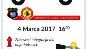 Spotkanie dla rodzin strażackich OSP Kęty