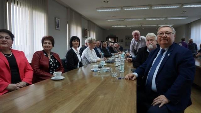 Spotkanie Sołtysów z Zarządem Powiatu
