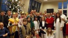 Spotkanie świąteczne w DPS Bobrek