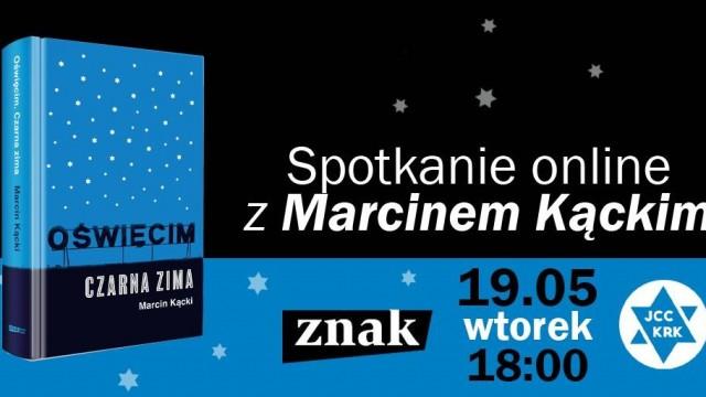 """Spotkanie z autorem książki """"Oświęcim. Czarna zima"""""""