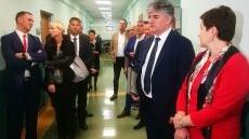 Spotkanie z darczyńcami w Szpitalu Powiatowym