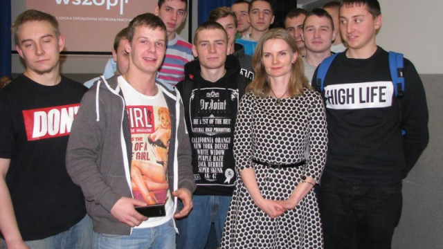 Spotkanie z Joanną Czechowską
