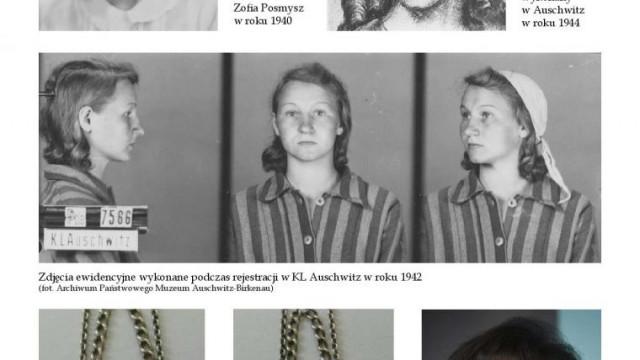 Spotkanie z Zofią Posmysz, byłą więźniarką Auschwitz, patronką SOSW w Oświęcimiu