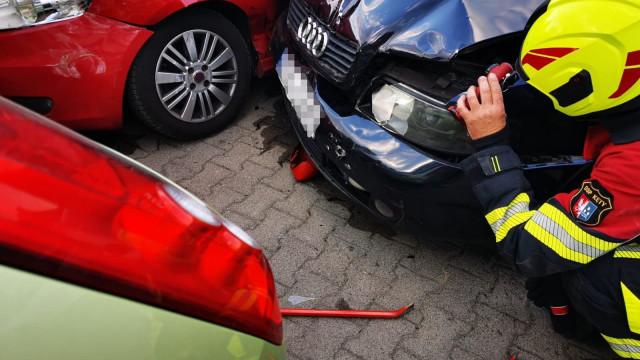 Sprawca wypadku z prawem jazdy … a jednak bez prawa jazdy