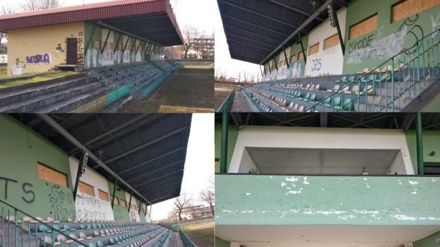 Stadion Górnika popada w ruinę... Klub ujawnia smutną prawdę - InfoBrzeszcze.pl