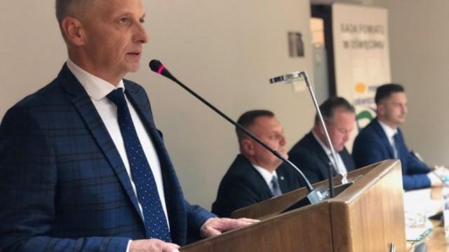 Starosta i nowy Zarząd Powiatu wybrany - InfoBrzeszcze.pl