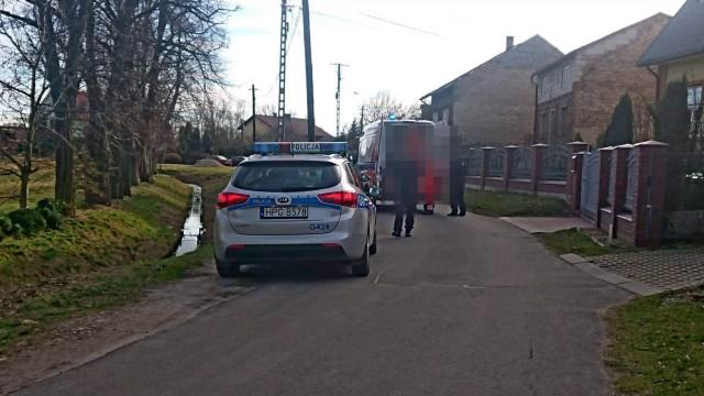Stracił panowanie nad motocyklem i wywrócił się na jezdnie, policja wyczuła u niego woń alkoholu – ZDJĘCIA!