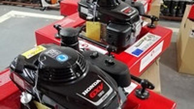 Strażackie motopompy