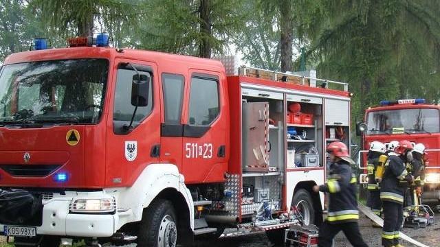 Strażacy będą ćwiczyć na terenie Synthosu