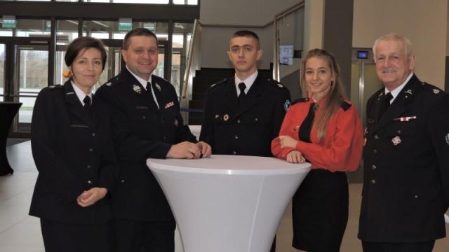 Strażacy z Głębowic laureatami