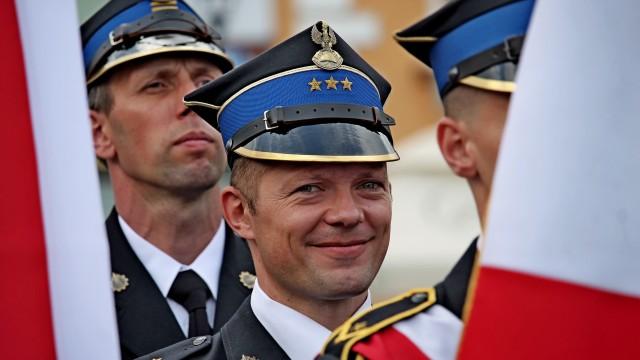Strażacy z KP PSP Oświęcim z awansami, odznaczeniami oraz nagrodami – ZDJĘCIA!