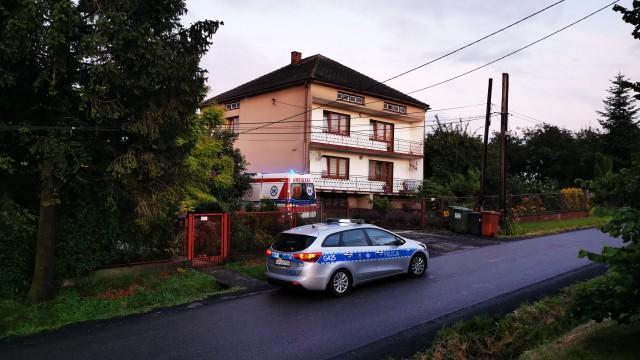 Strzały w Osieku. Nie żyje 37-letni mężczyzna. ZDJĘCIA!