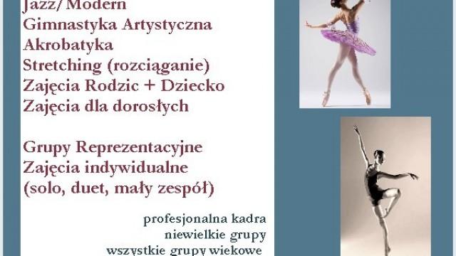 Studio Baletowe Classica działające w Oświęcimskim Centrum Kultury zaprasza na zajęcia w sezonie 2019/2020