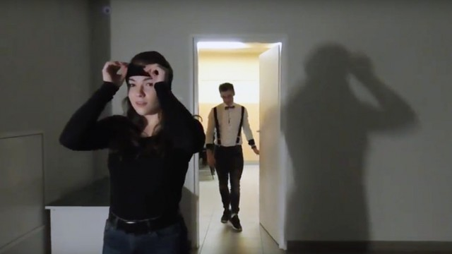 Stworzyli  escape room. Zagłosuj na kęcką młodzież – FILM