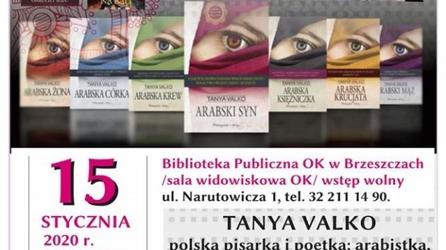 Styczniowe spotkania autorskie w Bibliotece - InfoBrzeszcze.pl