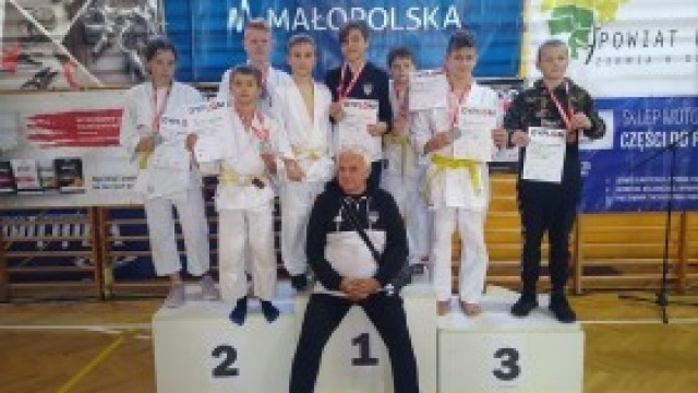 Sukcesy młodych judoków