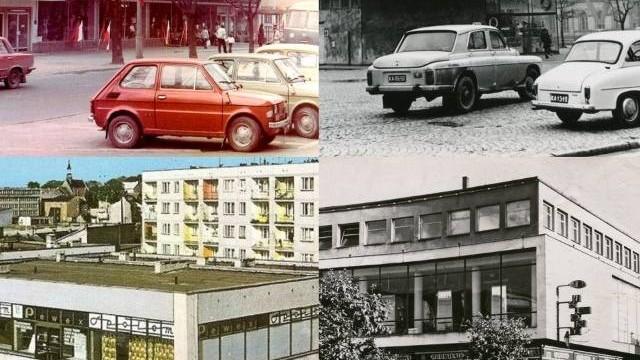 Supermarkety i park shopy czasów PRL-u