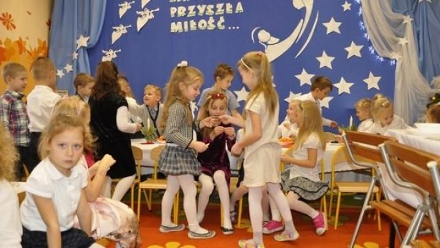Świątecznie w przedszkolach i szkołach